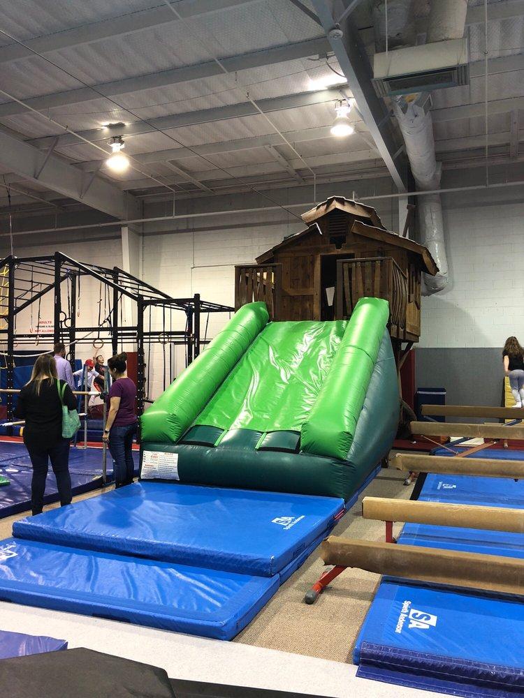 Metroplex Gymnastics & Swim: 205 E Bethany Dr, Allen, TX