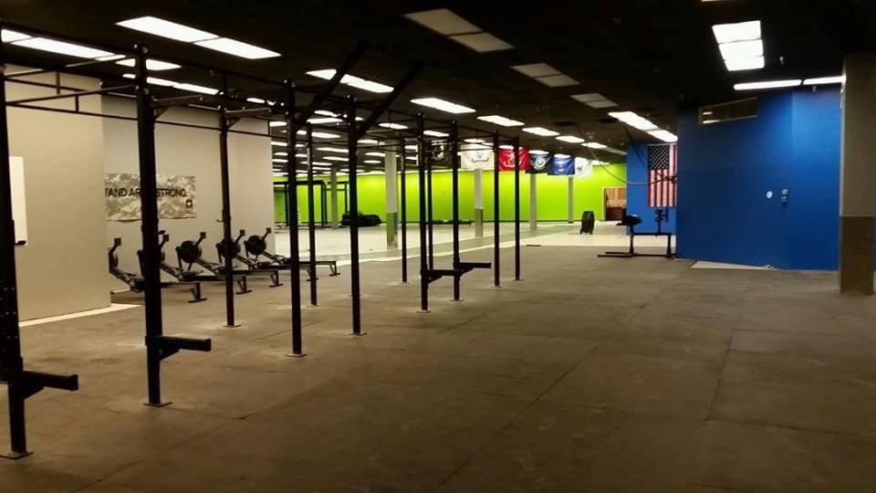 Social Spots from CrossFit Galesburg