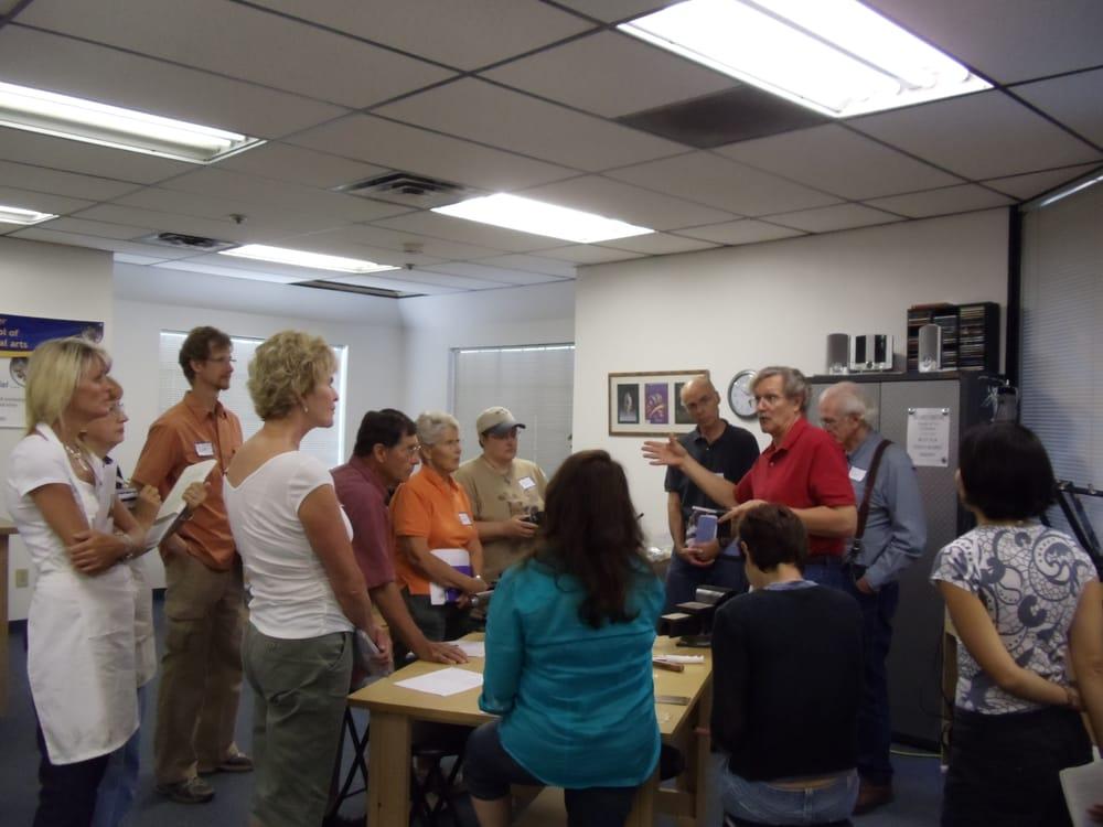 Business writing workshops in denver co