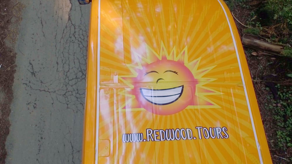 Happy Camper Redwood Tours: Arcata, CA