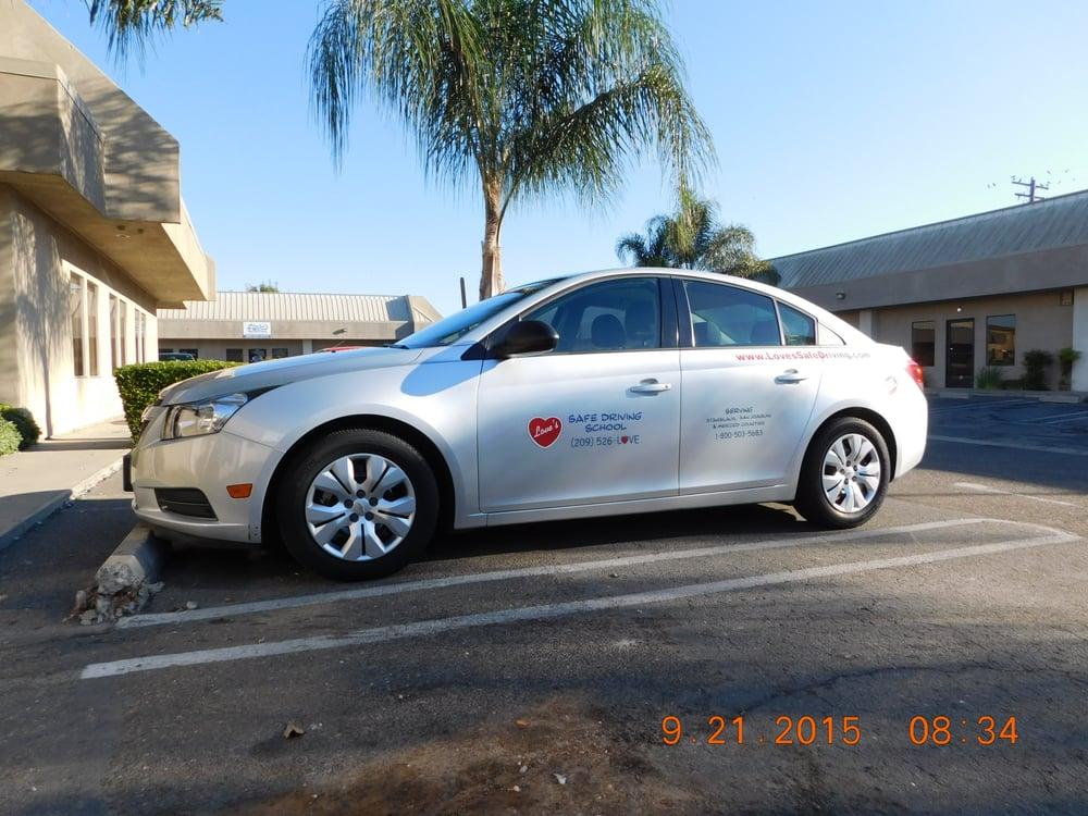 Loves Safe Driving School   3524 Oakdale Rd Ste C, Modesto, CA, 95357   +1 (209) 526-5683