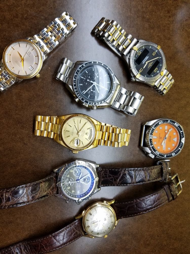 Watch & Jewelry Doctor: 214 E Arlington Blvd, Greenville, NC