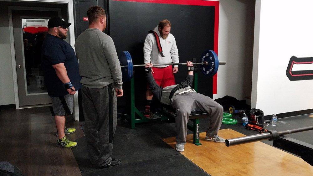 Just Performance Fitness: 521 Davis Rd, Danielson, CT