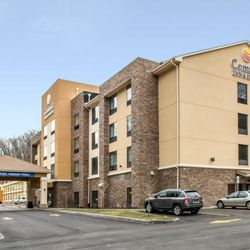 Photo Of Comfort Inn Suites Pittsburgh Pa United States