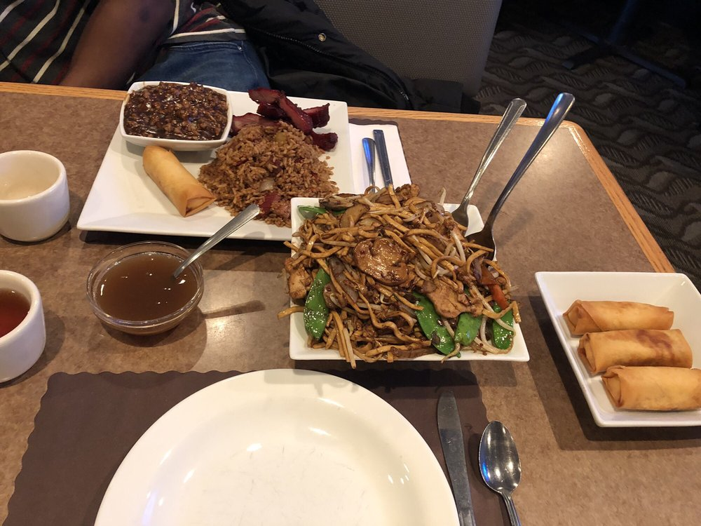 Food from Maui Restaurant