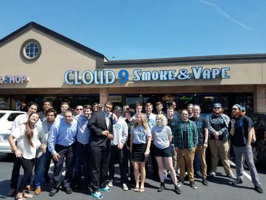 Cloud 9 Smoke and Vape - Athens 378 E Broad St Athens, GA