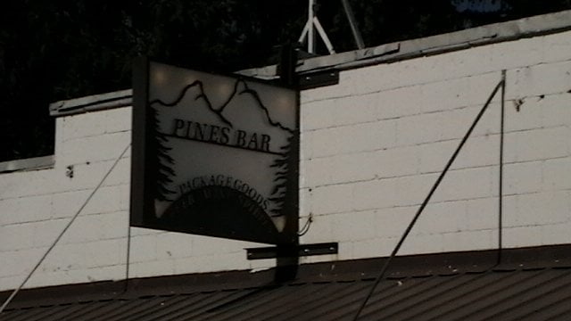Pines Bar: Thayne, WY