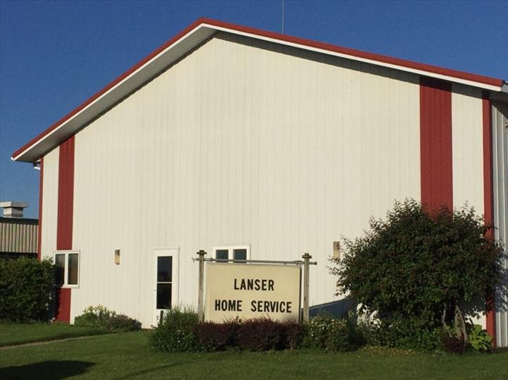 Lanser Home Service: 217 SE 16th, Pella, IA