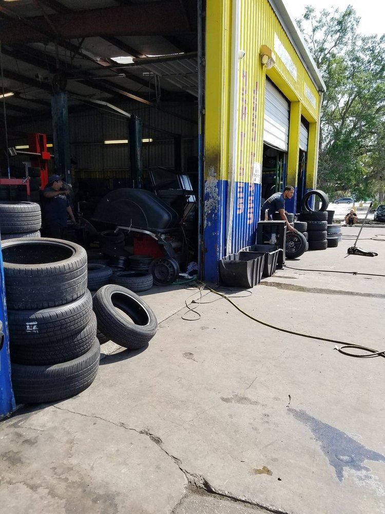 Amigou0027s Tires U0026 Wheels   18 Reviews   Tires   2401 W Vine St, Kissimmee,  Kissimmee, FL   Phone Number   Yelp
