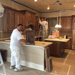 Kitchen Remodeling Plano Tx Painting Nielsen's Painting And Remodeling  56 Photos  Painters  1104 .