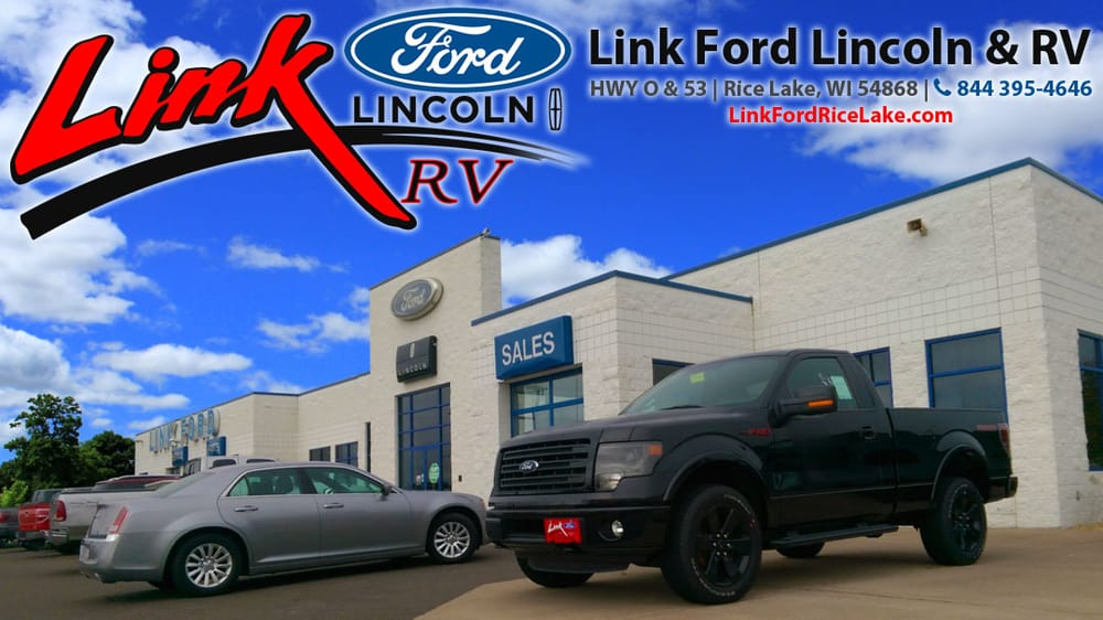 Link RV Center: 2700 Decker Dr, Rice Lake, WI