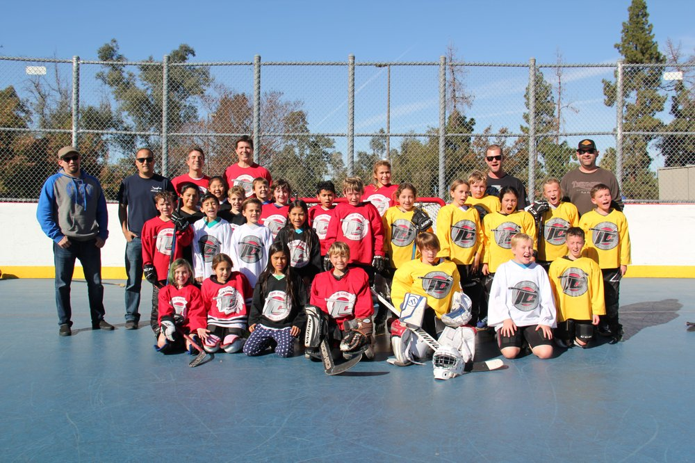Youth Roller Hockey - THE CAGE Roller Hockey Rink - Yelp