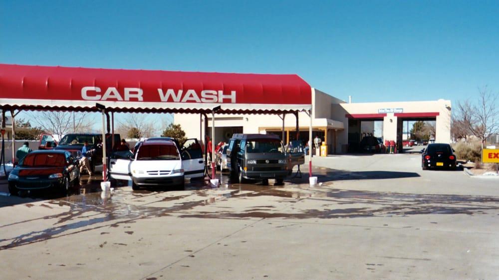 Oilstop Drive Thru Oil Change + Car Wash: 3561 Cerrillos Rd, Santa Fe, NM