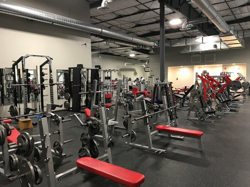 Results Gym & Fitness: 470 W Main St, Tremonton, UT