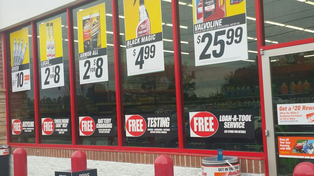 Photo Of AutoZone   Covington, GA, United States. Free Engine Light Check  Codes