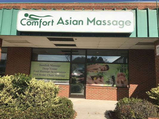 Asian massage wilmington