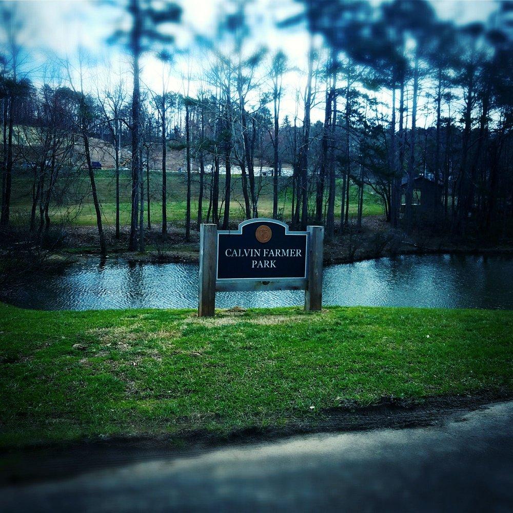 Calvin Farmer Park: 235 Old Dawsonville Rd, Ball Ground, GA