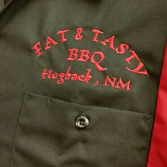Fat & Tasty BBQ: Mile Marker 30, Waterflow, NM