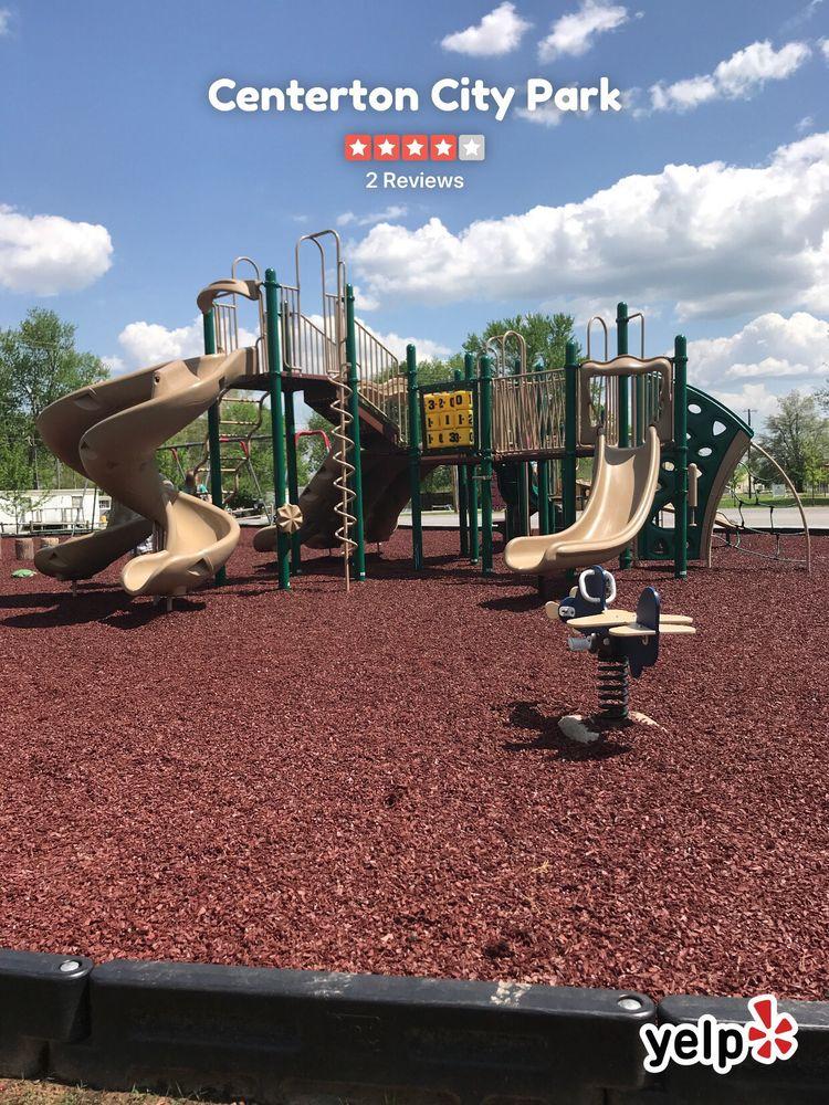 Centerton City Park: E 1st St, Centerton, AR