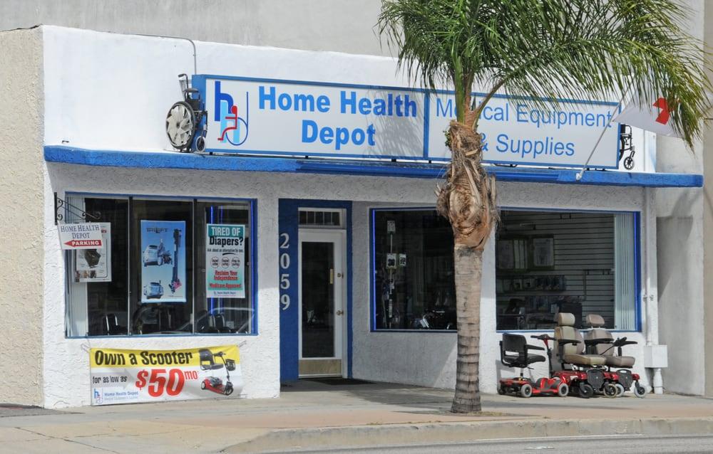 Home Health Depot Medical Equipment & Supplies | 2059 Pacific Coast Hwy, Lomita, CA, 90717 | +1 (310) 891-1954