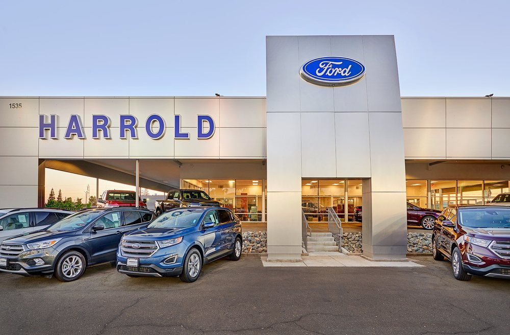 Harrold Ford 69 Photos 195 Reviews Car Dealers 1535 Howe Ave Sacramento Ca Phone Number Yelp