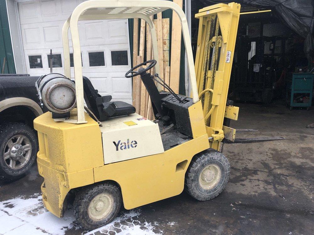 Western Industrial Equipment: 10761 N Wilson Rd, Lake City, MI