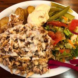 Photos for mzaar restaurant food yelp photo of mzaar restaurant toronto on canada chicken shawarma plate forumfinder Gallery