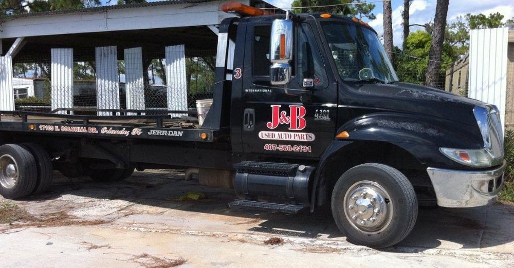 Towing Service Orlando J and B: 17105 E Colonial Dr, Orlando, FL