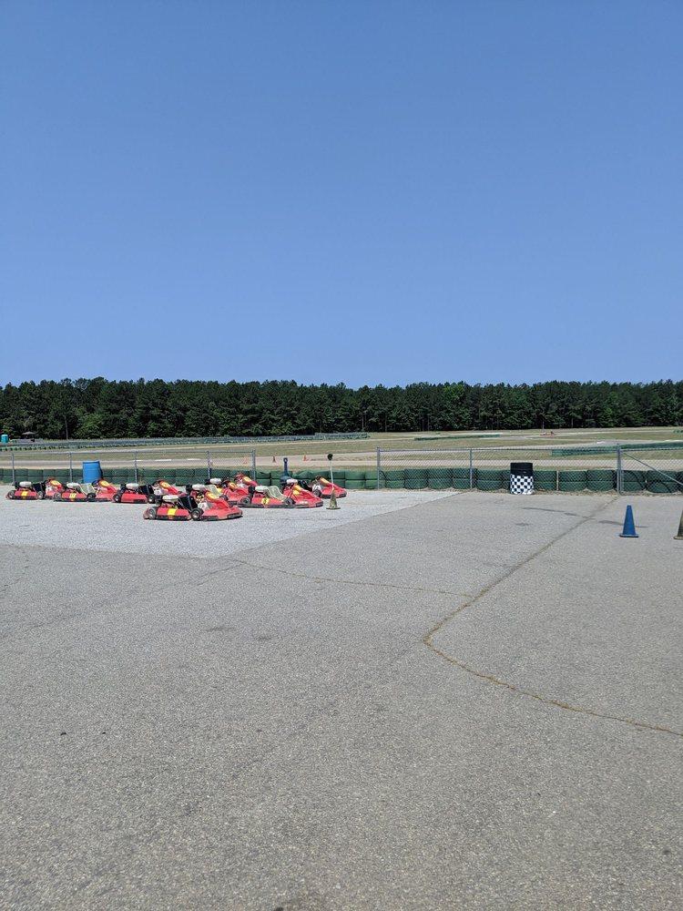 Carolina Motorsports Park: 3662 Kershaw Hwy, Kershaw, SC