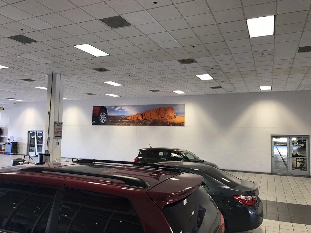 Autonation Toyota Las Vegas Service Center 15 Photos 30 Reviews