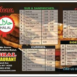 Photo Of Eshal Halal Restaurant Niagara Falls Ny United States