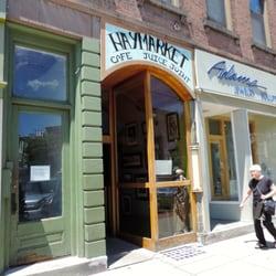Photo of Haymarket Cafe - Northampton, MA, United States
