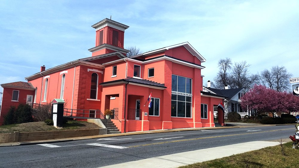 Bower Center For The Arts: 305 N Bridge St, Bedford, VA
