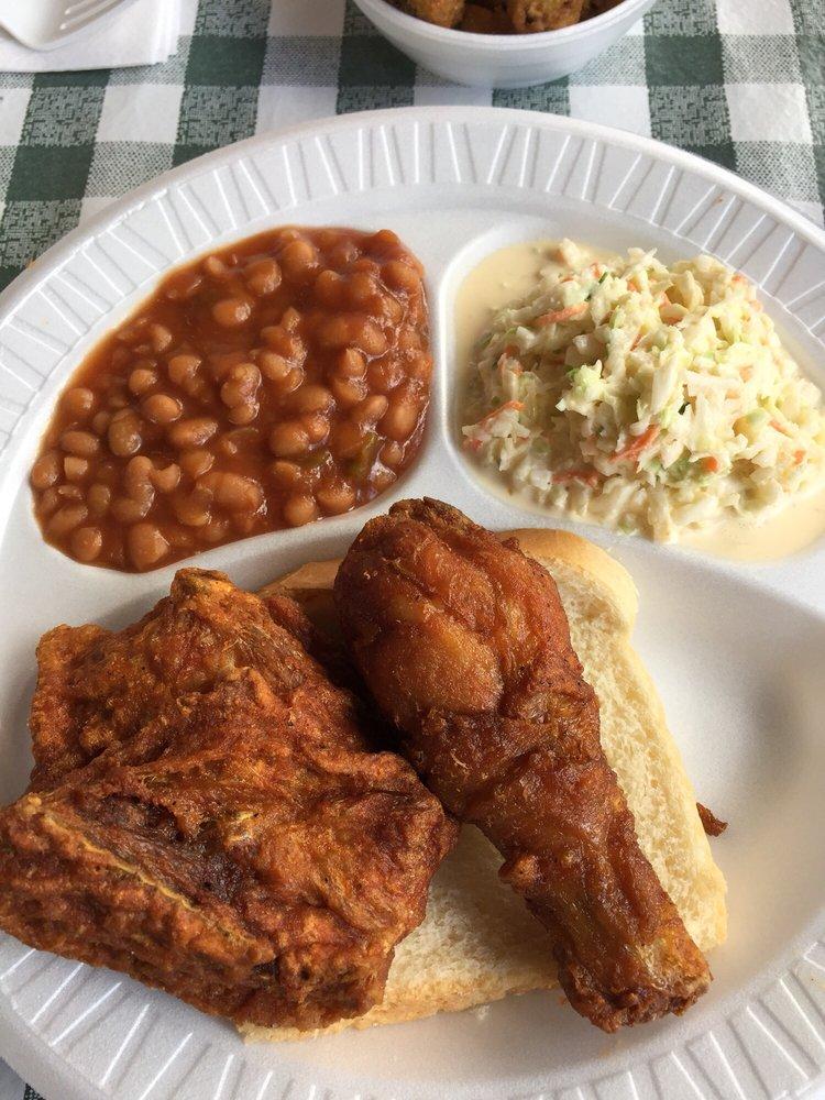 Gus's World Famous Fried Chicken: 31105 Woodward Ave, Royal Oak, MI