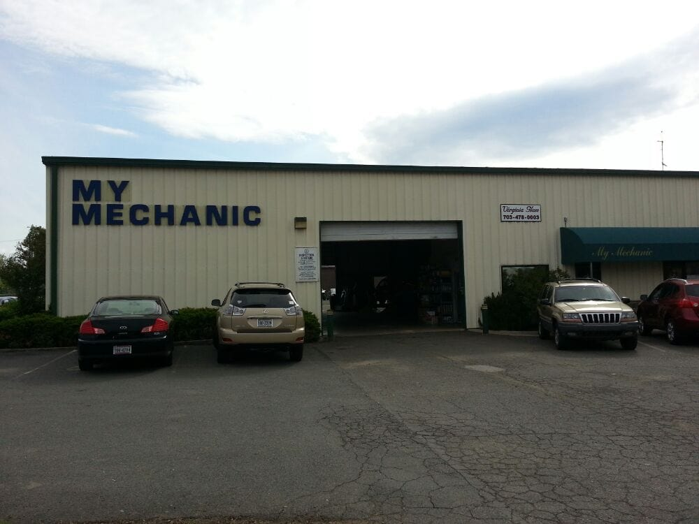 My Mechanic: 9 Bryant Ct, Sterling, VA