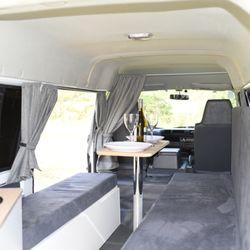 Epic Campers - NZ Campervan Rentals - Camper Van Hire - 3/4
