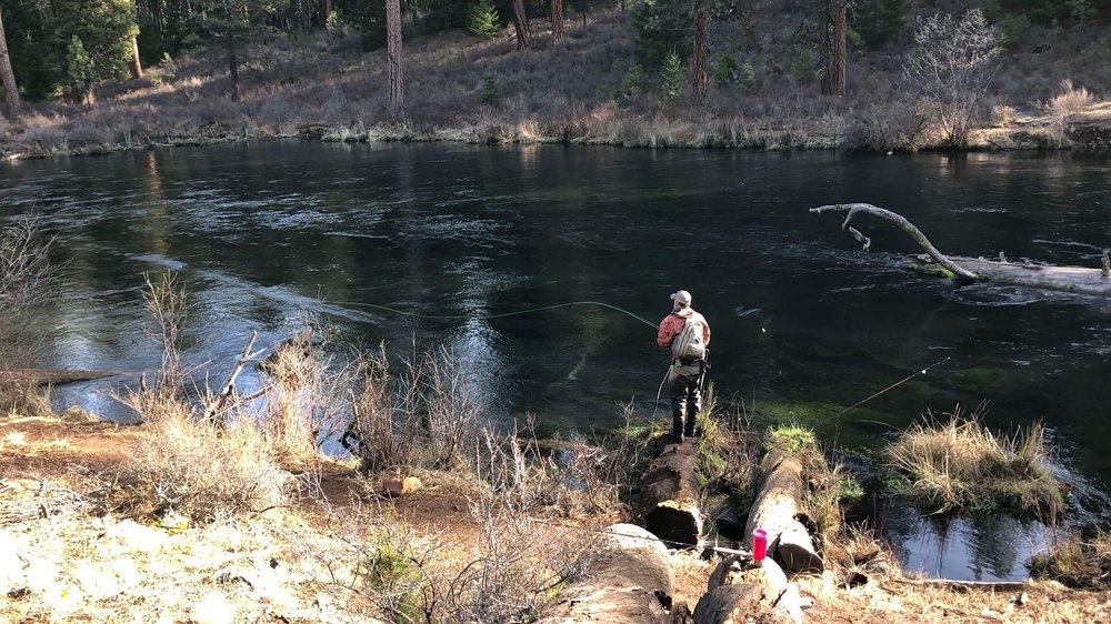 Buried Hook Fly Fishing Guides: 60475 SW Iroquois Cir, Bend, OR