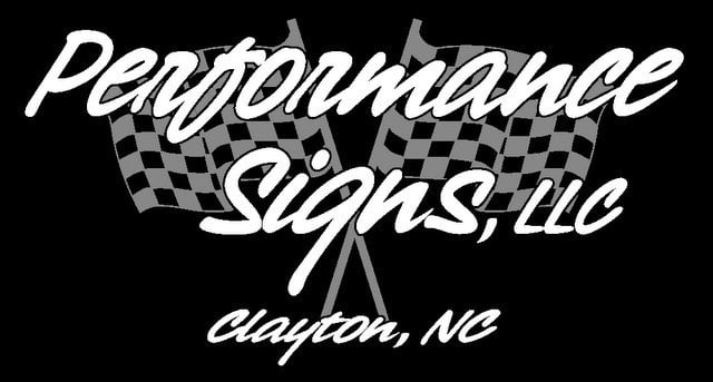 Performance Signs: 1093 Loop Rd, Clayton, NC