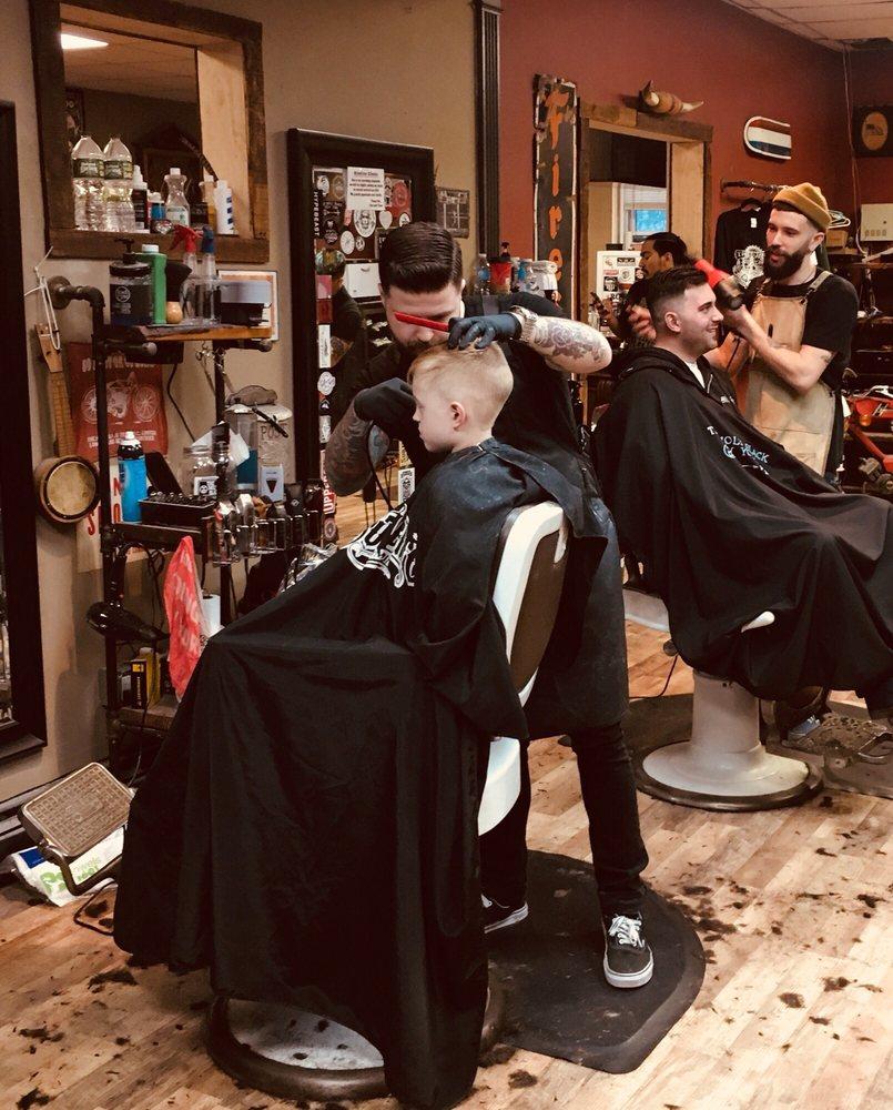 Iron And Tread Barber Shop: 275 Railroad Ave, Sayville, NY