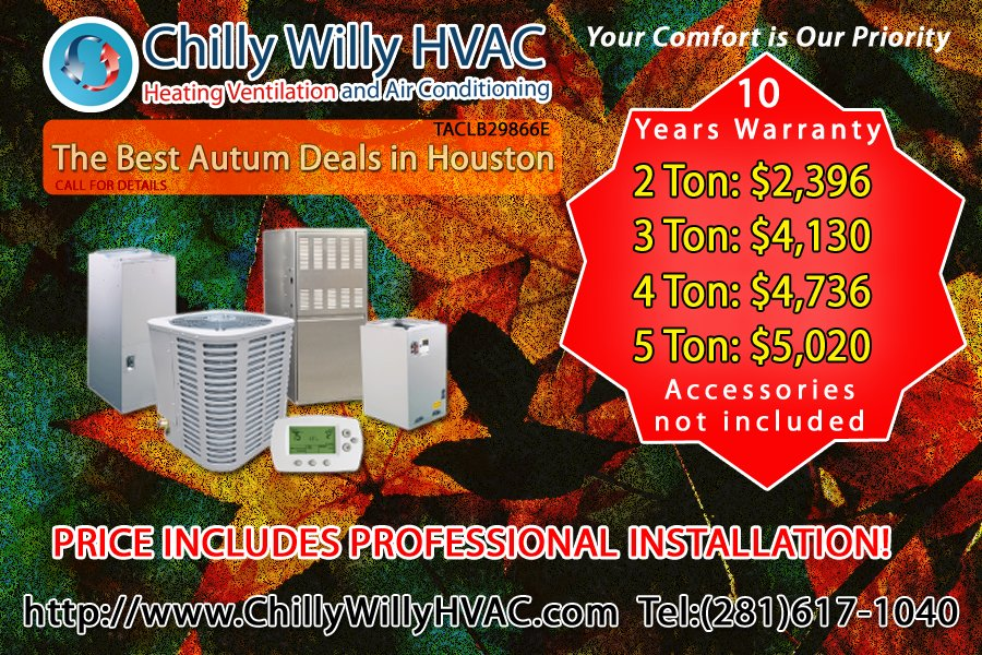 Chilly Willy Hvac 13 Photos Heating Amp Air Conditioning