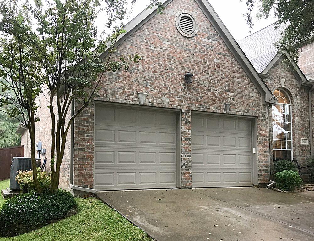 Alpha omega garage doors 20 photos garage door for Garage doors plano