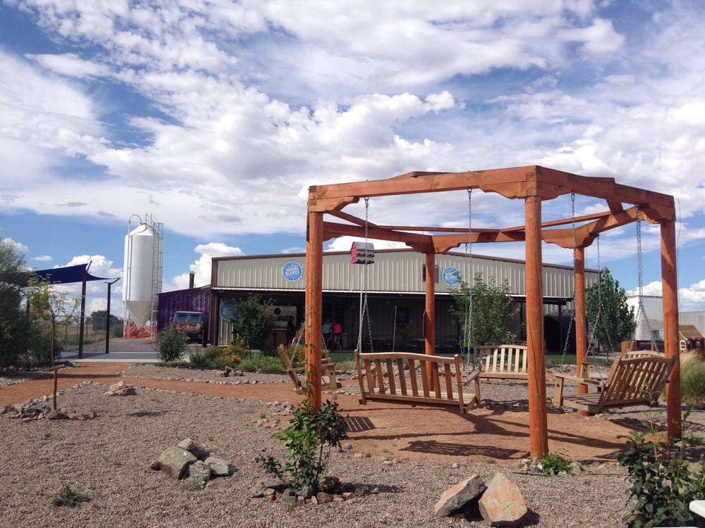 Sierra Blanca Brewing Company: 1016 Industrial Rd, Moriarty, NM
