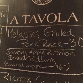 A Tavola - (New) 42 Photos & 116 Reviews - Gluten-Free - 34 Church