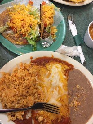 Los Arcos Mexican Grill - 22106 Bulverde Rd, San Antonio, TX