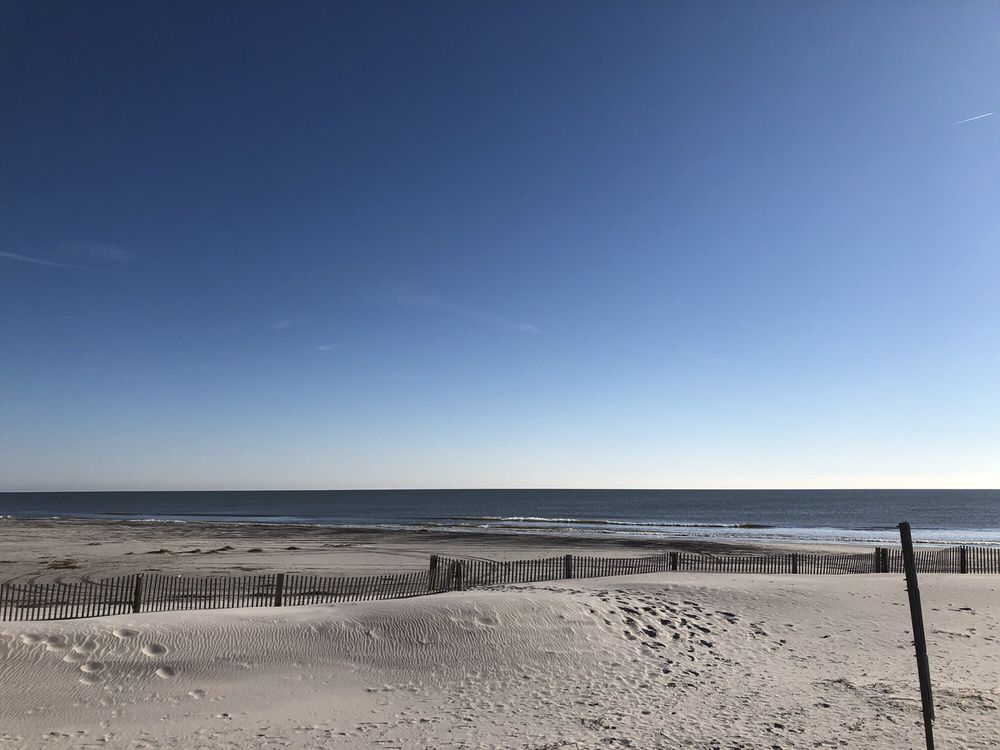 North Brigantine Beach
