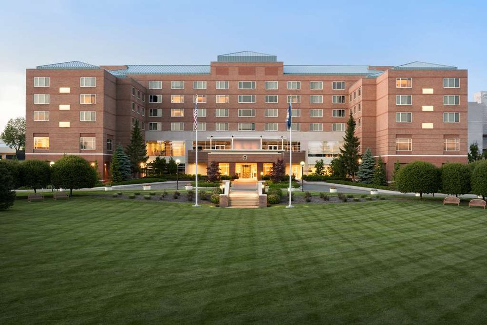 The H Hotel: 111 W Main St, Midland, MI