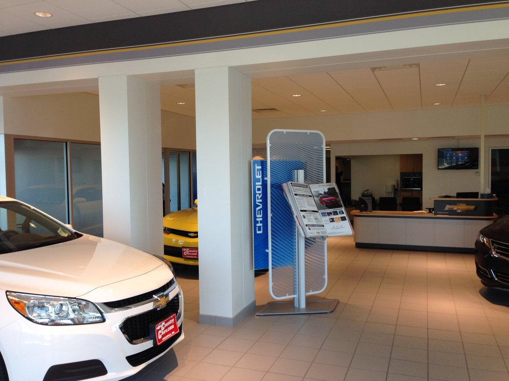 Country Chevrolet: 840 East Elm St, Annandale, MN