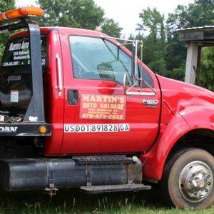 Martins Auto Salvage >> Martin S Auto Salvage Towing 1255 Mckenzie Rd Montezuma