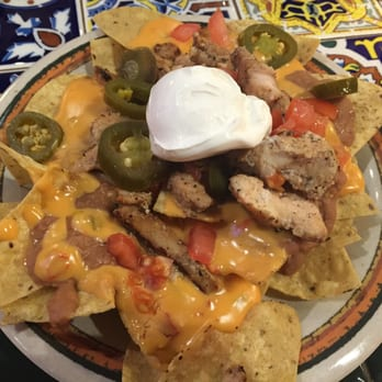 Rosa S Cafe Menu Nachos