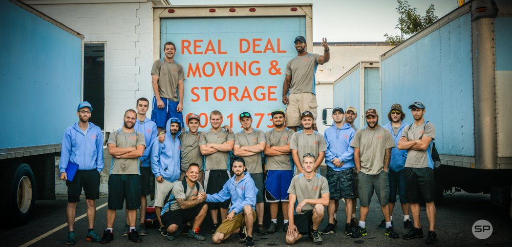 Real Deal Van Lines: 39 Spruce St, Leominster, MA